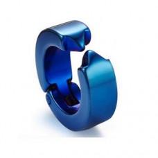 """Magnetiniai auskarai """"Mėlyna rinkutė"""""""