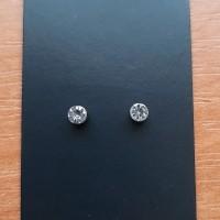 """Magnetiniai auskarai """"Šviesūs kristalėliai"""""""