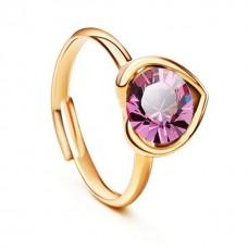 """Žiedas """"Rožinis akmenėlis"""""""