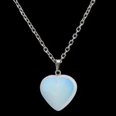 Pakabukas širdelė - opalas