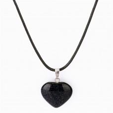 Pakabukas širdelė - mėlynasis smėlio akmuo